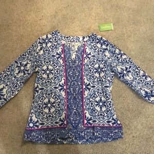 Lilly Pulitzer Resort Top